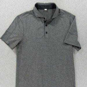LuLuLemon Performance S/Se Polo Shirt (Mens Small)